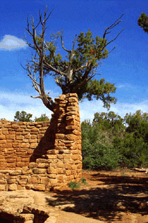 (Cedar Tree Tower, NPS file photo)